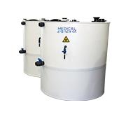 CBRN effluent tank CBRN wastewater