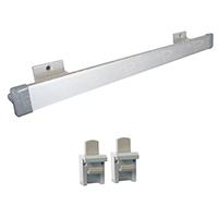 Rail aluminium medical accessoires