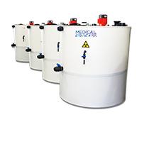Nuclear medicine effluents Nuclear medicine effluents wastewater treatment