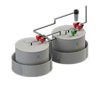 hot temperature effluent high temp wastewater